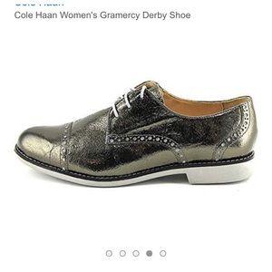 Cole Haan leather Gramercy Derby